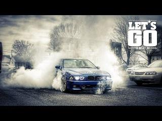 Встреча клуба BMW 5 серии