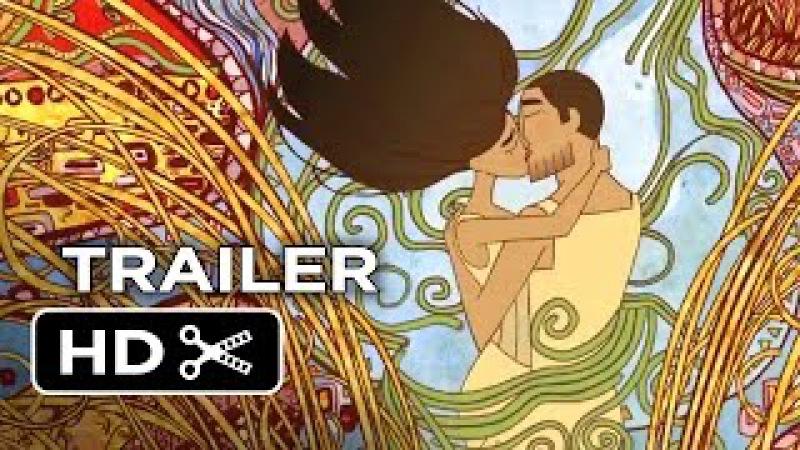 Kahlil Gibran's The Prophet Official US Release Trailer 1