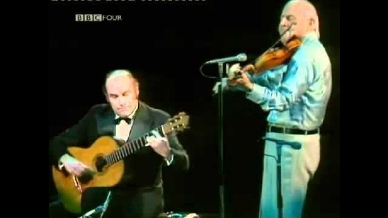 Nuage Django Reinhardt played by Stephane Grappelli Julian Bream
