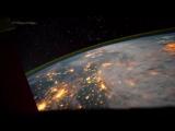 Съеска Земли с МКС - международной космической станции