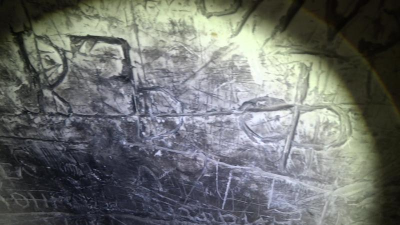 Дух свободы! Пещера в горе Шатрище. Дивногорье 17.10.2015