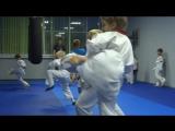 Детские группы ТХЭКВОНДО в OLYMP fitness