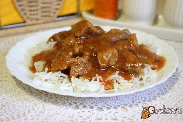 Свинина в томатно-луковом соусе В мультиварке можно приготовить множество вкусных блюд, одно из них -свинина в томатно-луковом соусе. Это блюдо прекрасно подойдет для домашнего ужина или обеда.