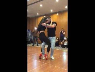 Daniel y Desiree БНФ Дубай Латинский фестиваль 18-22-2015, БАЧАТА, Beyonce