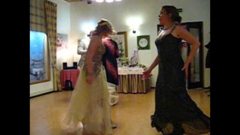 СВАДЬБА 02 05 2015г Танец мамы и невесты мамы и жениха