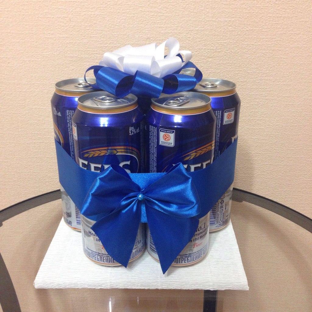 Пиво и рыба подарок своими руками