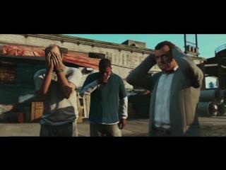 GTA 5 (ПЕСНЯ ПРО ГТА 5)