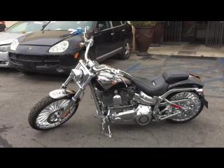 2013 Harley-Davidson Breakout CVO FXSBSE