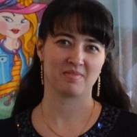 Анкета Анастасия Захарова