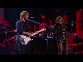 Beyoncé, ed sheeran  gary clark jr. tribute stevie wonder