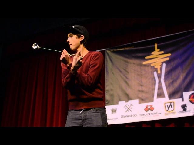1A Finals - 9th - Charles Haycock - 2014 Pacific Northwest Yo-Yo Regional Contest