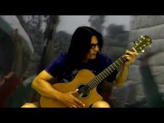 Wind of Change - Scorpions - guitar cover - Viktor Rusinov