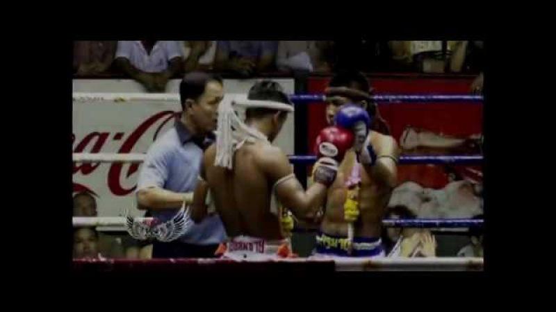 Sangmanee Sor Tienpo vs Thananchai Thanakon gym