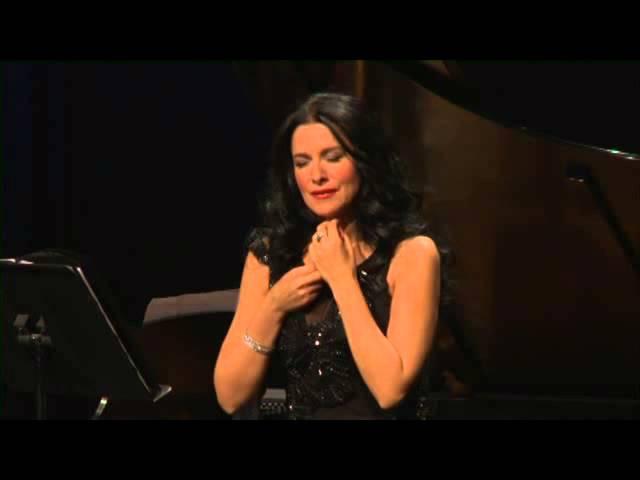 Angela Gheorghiu - Bellini: Vaga luna - recital in Los Angeles, March 2013