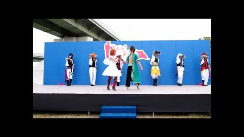 【Stage☆ON】うたの☆プリンスさまっ♪2ndステージ【7/6コスフェス祭り】