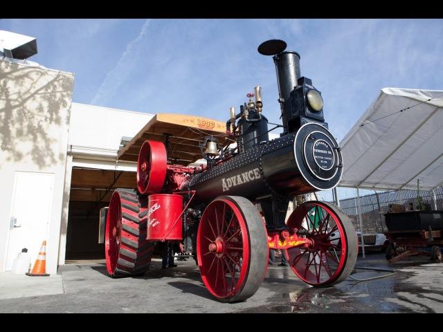 1906 Advance Steam Traction Engine - Jay Lenos Garage