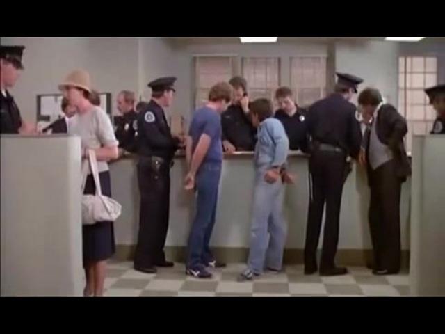 Larvell Jones - Police Academy