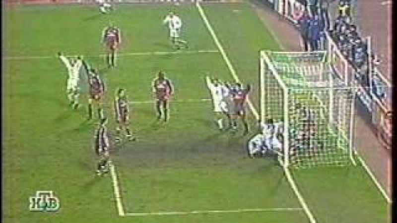 Динамо(Киев) - Бавария(Мюнхен) 2-0. ЛЧ-199900 (обзор нтв).