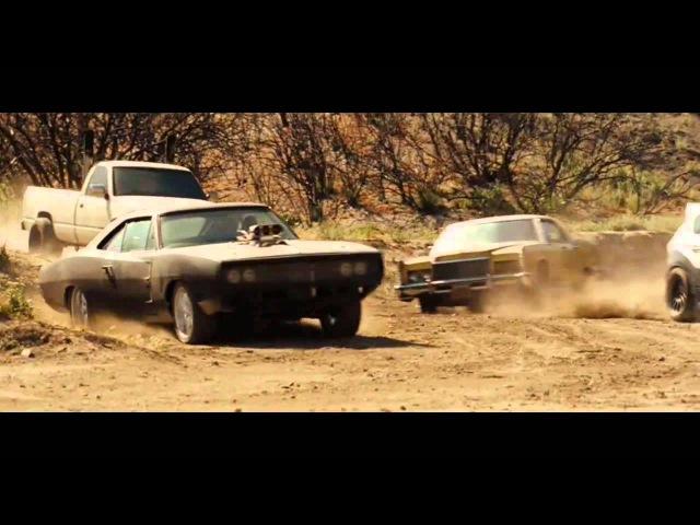 Fast Furious 1 3 4 5 6 history of the Dodge Charger Форсаж1 6 история Чарджер