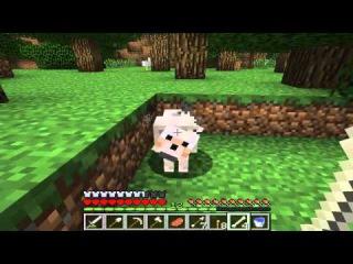 Выживание в игре майнкрафт в режиме хардкор ( 3 серия)