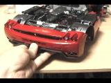 110 model Ferrari Enzo making
