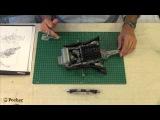 Pocher HK101 - Complete assembly