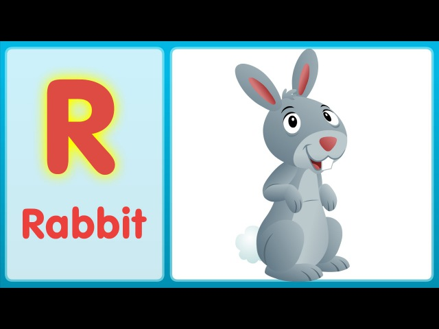 The R Song (Uppercase) | Super Simple ABCs