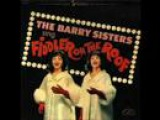 The Barry Sisters Yidl Mitn Fidl yiddish swing