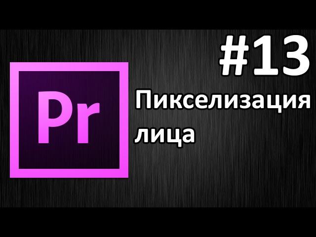 Adobe Premiere Pro, Урок 13 Пикселизация лица » Freewka.com - Смотреть онлайн в хорощем качестве
