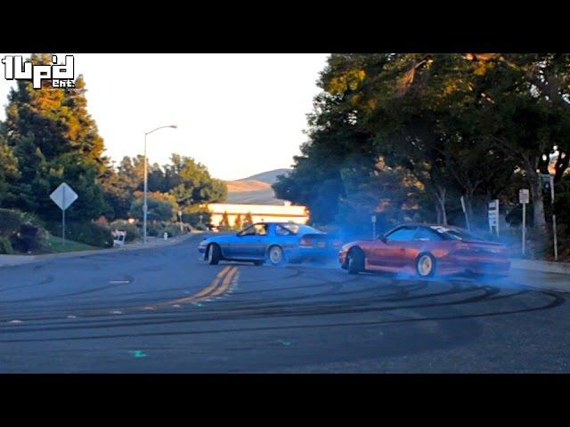 Drifting Shenanigans | Supra MK3 240sx
