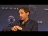 New York Comic Con Paley Center X-Files Q&A with Gillian Anderson and David Duchovny  Part 6