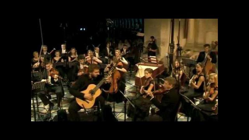 Concierto de Aranjuez - III Allegro gentile, Marcin Dylla