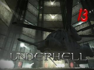 Прохождение Underhell 13 | Исследование Западного Крыла и Очередные Дурные Видения О_о
