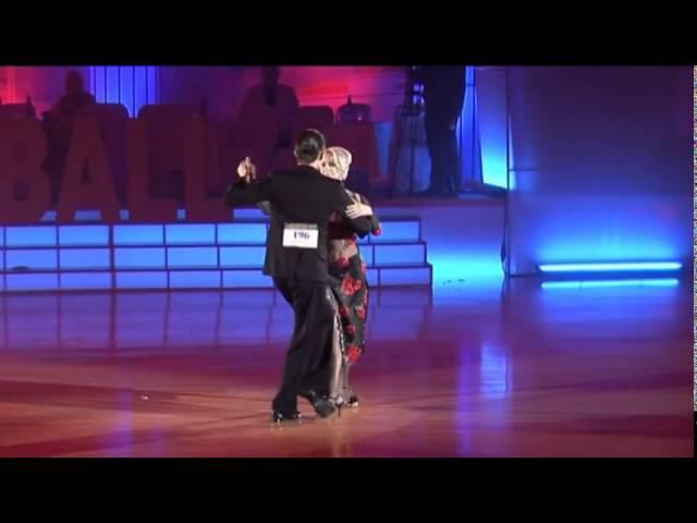 Первое место в категории танго-шоу Moscow Ball 2012 - Иван Набокин