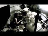 Netherbird - Studio Session summer 2012 - #3 - Nils Fjellstr