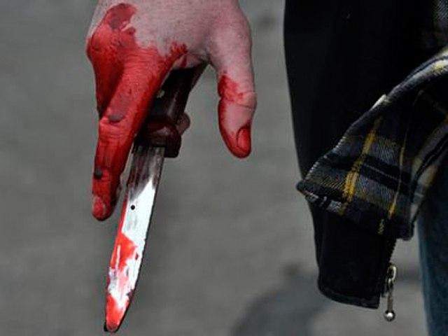 В Таганроге полицейские за несколько минут задержали парня, порезавшего своего приятеля