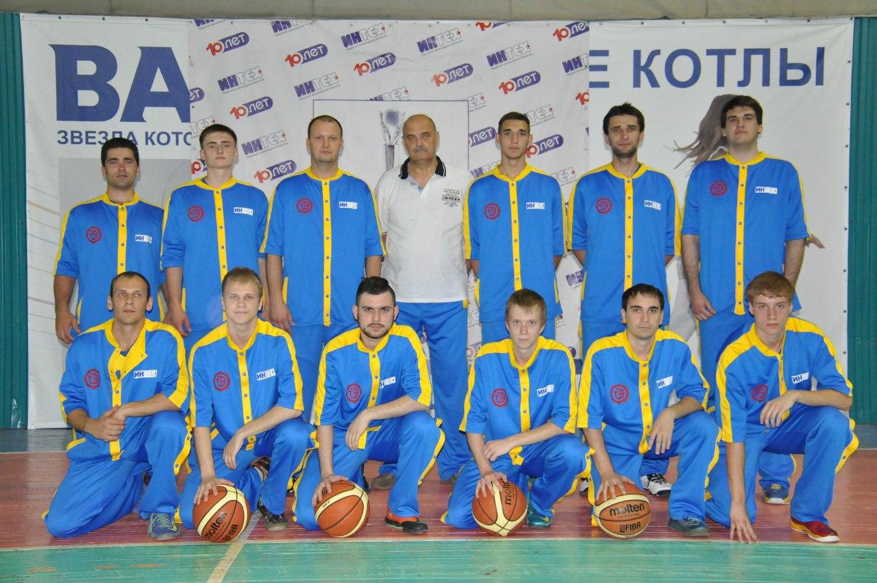 Таганрогские баскетболисты привезли победу с матча Первенства Ростовской области по баскетболу