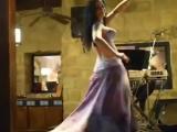 Hot Sensational Arabic Belly Dance in Jordan Restaurant