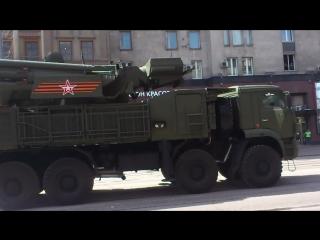 9 мая день победы на 1-ой Тверской-Ямской. с парада