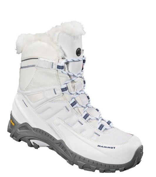 зимние спортивные ботинки женские