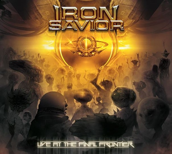 Iron Savior – Running Riot