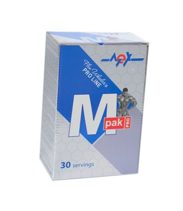 Mex Nutrition M-PAC PRO