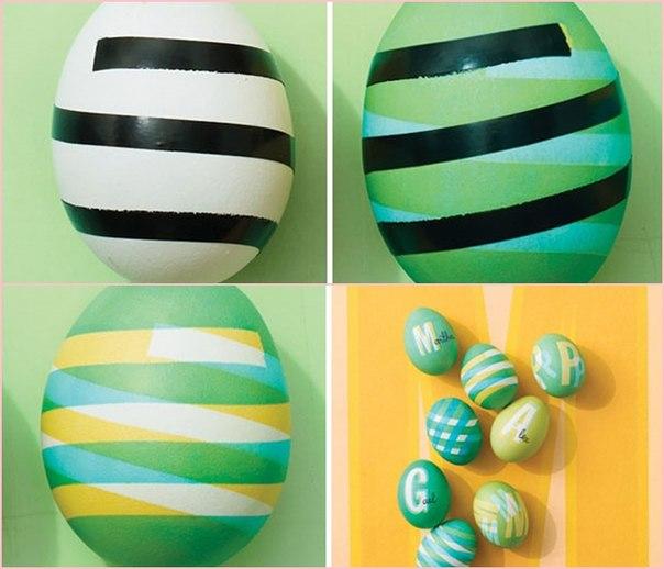 Идеи росписи и украшения пасхальных яиц в домашних условиях. #Пасха #кулинария #рецепты #пасхальные #яйца #лайфхак Традиция красить яйца на Пасху существует во множестве стран мира и уходит корнями еще в эпоху древней Месопотамии. Конечно, можно просто купить пасхальные яйца (например, шоколадные) в магазине, но гораздо интереснее расписывать и украшать яйца к Пасхе своими руками – тем более что даже в домашних условиях, приложив чуточку усилий и проявив фантазию, это можно сделать с…