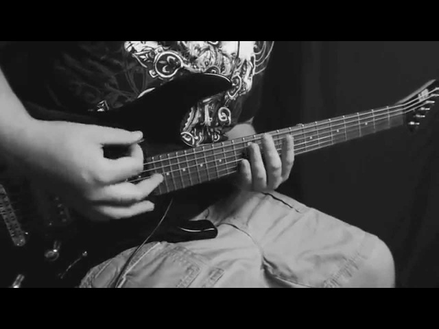 Three Days Grace -Tell Me Why [Guitar Cover] HD
