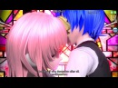 [60fps Full風] ACUTE - 初音ミク 巡音ルカ KAITO Miku Luka Project DIVA Arcade English lyrics Romaji subtitles