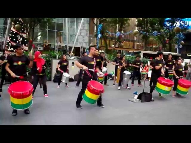 Samba Reggae Pelo