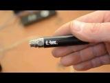Электронная сигарета или как взрывается аккумулятор (часть 1)