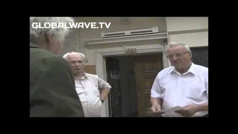 Филимоненко И.С. в РУДН (ХЯС, LENR) на Globalwave - Глобальная Волна