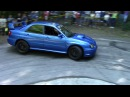 Subaru Impreza WRX STI Climbing The Hill - Lovely Boxer Sound!