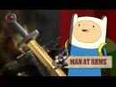 Оружейник Золотой меч Финна Adventure Time